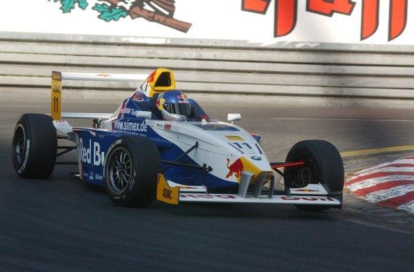 Sebastian Vettel (GER), Eifelland Racing. Formula BMW ADAC Championship, Rd 9&10, Norisring, Germany. 22 June 2003. DIGITAL IMAGE