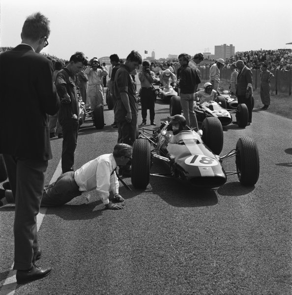 Zandvoort, Holland. 24 May 1964.