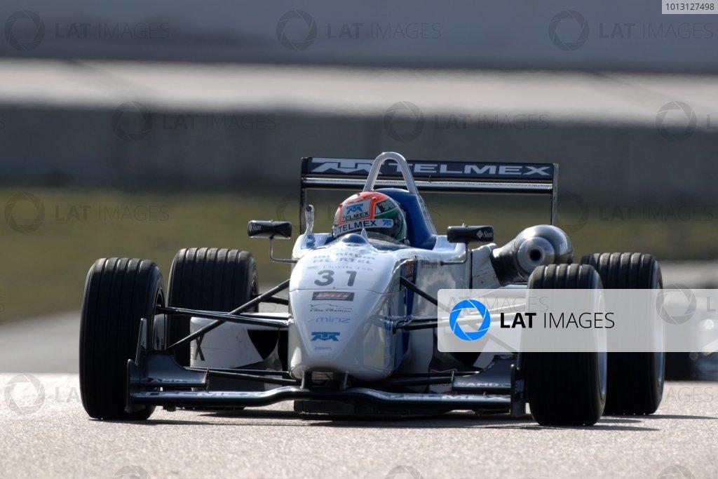 2007 British Formula Three Championship.
