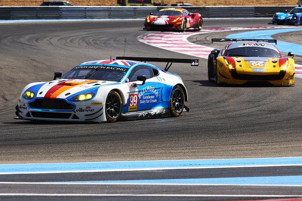 Round 4 - Paul Ricard, France