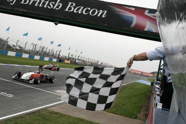 2007 British Formula Three Championship,Donington Park 21st-22nd April 2007,Michael Meadows (GBR), Master Motorsport Dallara Mugen HondaWorld copyright: Ebrey/LAT Photographic.