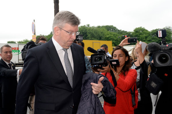 FIA Headquarters, Paris, France 20th June 2013 Ross Brawn, Team Principal, Mercedes AMG World Copyright: DPPI/  ref: Digital Image _JC17319