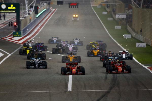 Bahrain International Circuit, Sakhir, Bahrain