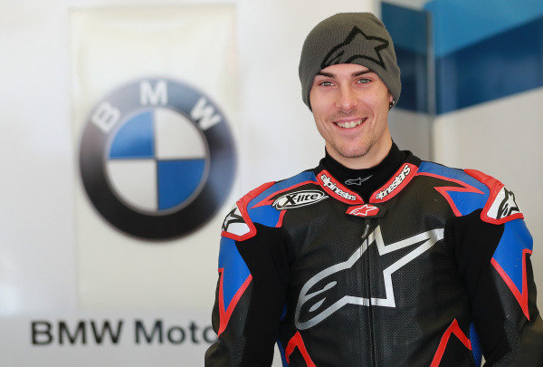 Markus Reiterberger, BMW Motorrad WorldSBK Team.