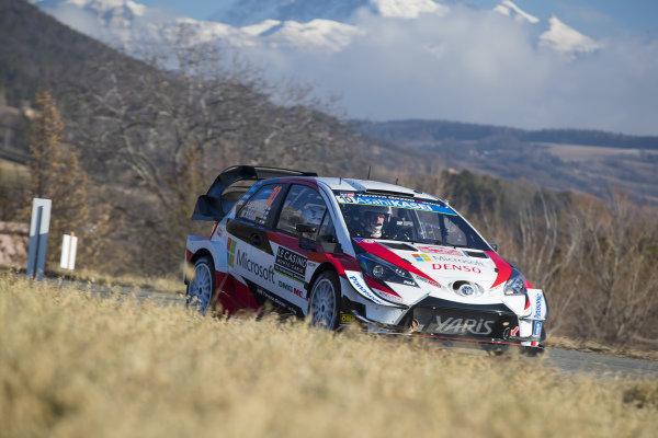 Jari-Matti Latvala, Toyota Gazoo Racing, Toyota Yaris WRC