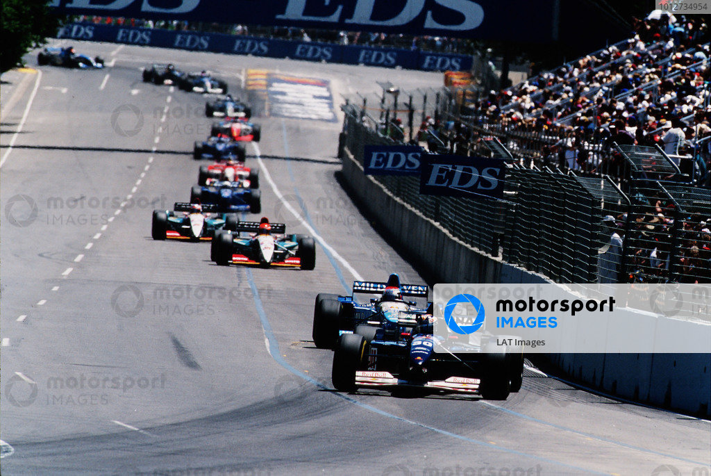 1995 Australian Grand Prix.
