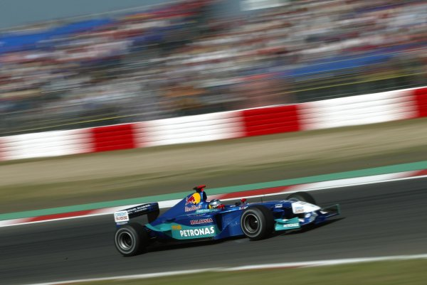 2002 European Grand Prix Grand Prix - QualifyingNurburgring, Germany. 22nd June 2002World Copyright: Steve Etherington/LATref: Digital Image Only