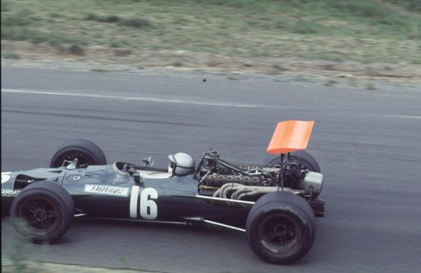 1968 Canadian Grand Prix.Mont-Tremblant, (St. Jovite), Quebec, Canada.20-22 September 1968.Pedro Rodriguez (BRM P133) 3rd position.Ref-68 CAN 56.World Copyright - LAT Photographic