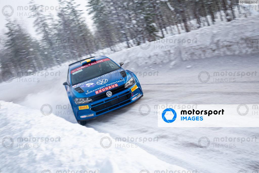 Johan Kristoffersson (SWE), Kristoffersson Motorsport, Volkswagen Polo GTi Rally2