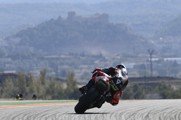 Simone Corsi, Forward Racing .