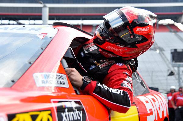 #7: Justin Allgaier, JR Motorsports, Chevrolet Camaro BRANDT Professional Agriculture