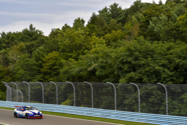 #92 BMW M4 GT4 of Chris Ohmacht and Toby Grahovec with Classic BMW