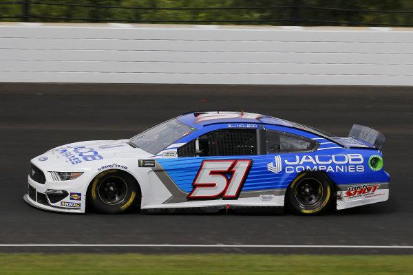 #51: B.J. McLeod, Petty Ware Racing, Chevrolet Camaro JACOB COMPANIES