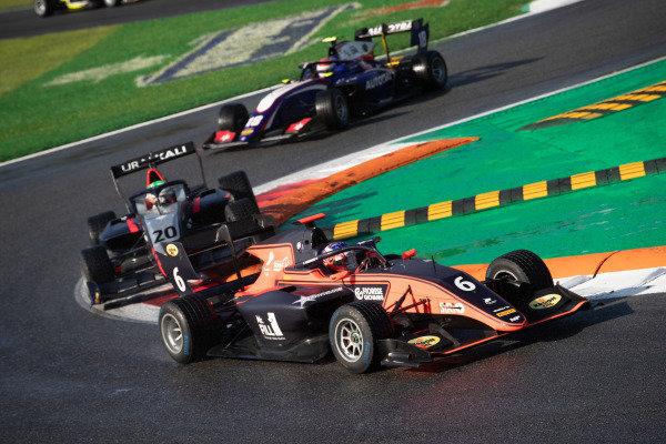 AUTODROMO NAZIONALE MONZA, ITALY - SEPTEMBER 08: Richard Verschoor (NLD, MP Motorsport) during the Monza at Autodromo Nazionale Monza on September 08, 2019 in Autodromo Nazionale Monza, Italy. (Photo by Joe Portlock / LAT Images / FIA F3 Championship)