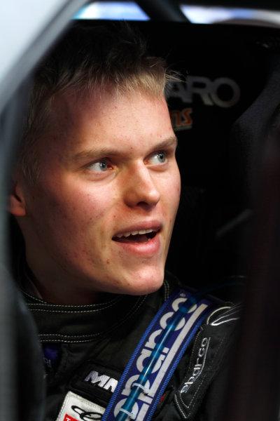 Round 01-Rally Monte Carlo 17-22 January 2012. Ott Tanak, Ford WRC, PortraitWorldwide Copyright: McKlein/LAT