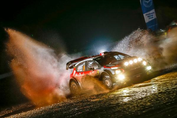 2017 FIA World Rally Championship, Round 12, Wales Rally GB, 26-29 October, 2017, Kris Meeke, Citroen, action, Worldwide Copyright: LAT/McKlein