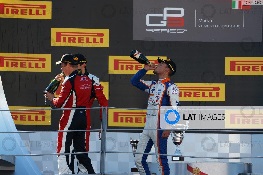 GP3 Round 6 - Monza, Italy