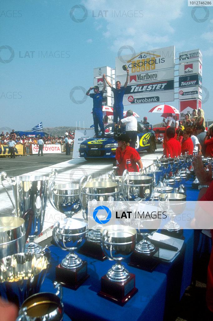 1999 World Rally Championship