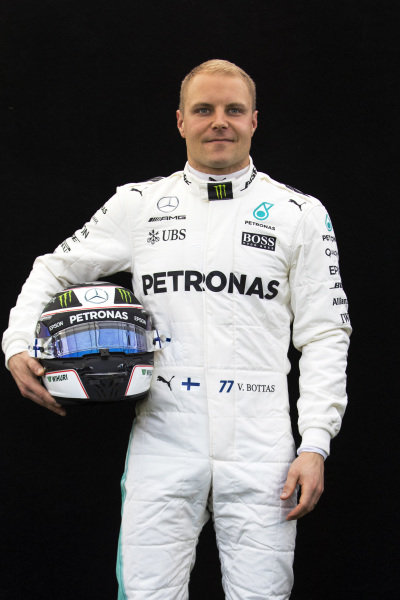 Valtteri Bottas (FIN) Mercedes AMG F1 at Formula One World Championship, Rd1, Australian Grand Prix, Preparations, Albert Park, Melbourne, Australia, Thursday 23 March 2017.