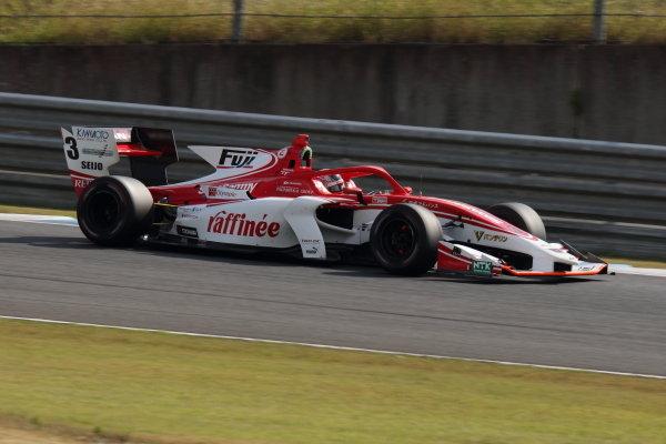Kenta Yamashita, KONDO RACING, 2nd position