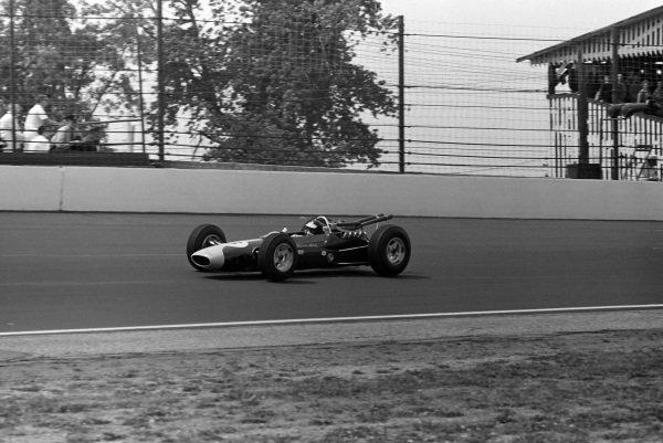 Jim Clark, Lotus 34 Ford.