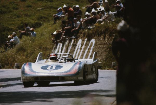 Gérard Larrousse / Vic Elford, Martini Team, Porsche 908/03 008.