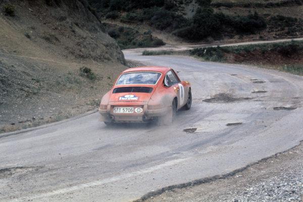 Åke Andersson / Bo Thorzelius, Porsche 911.