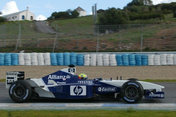 Ralf Schumacher (GER) Williams BMW FW24 