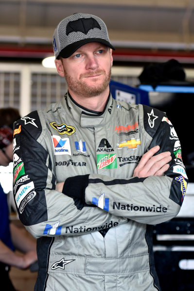 18-20 March, 2016, Fontana, California USA Dale Earnhardt Jr ? 2016, Nigel Kinrade LAT Photo USA