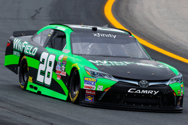 NASCAR XFINITY Series Overton?s 200 New Hampshire Motor Speedway, Loudon, NH USA Friday 14 July 2017 Dakoda Armstrong, JGL Racing Toyota Camry World Copyright: Russell LaBounty LAT Images
