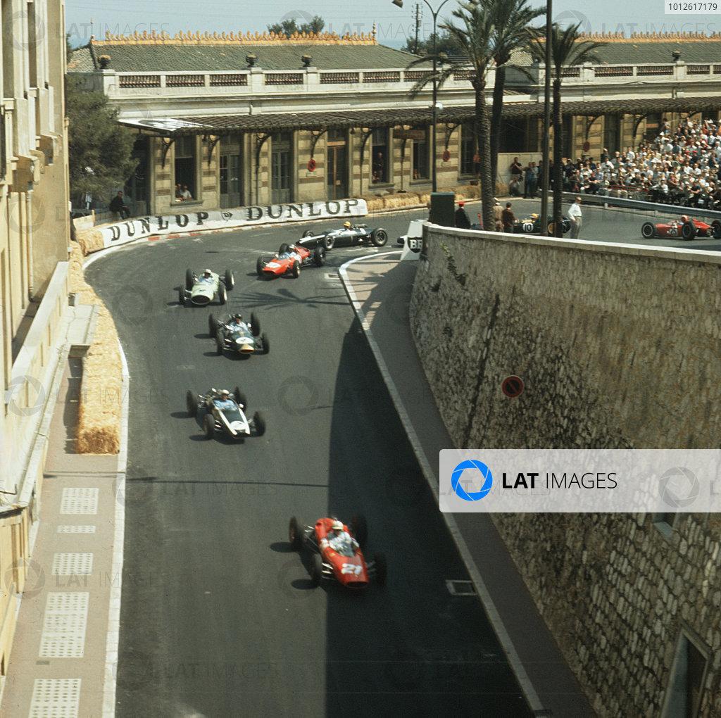 1963 Monaco Grand Prix.