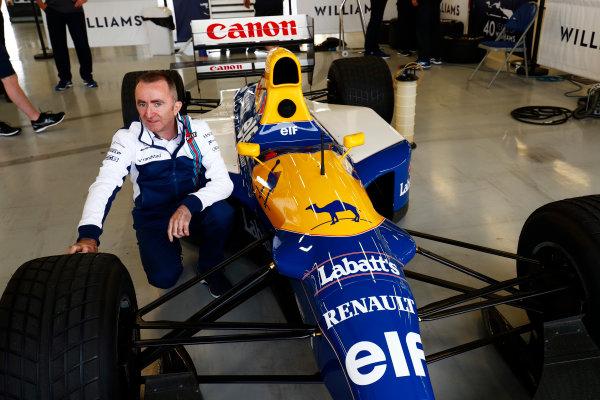 Williams F1 40th Anniversary