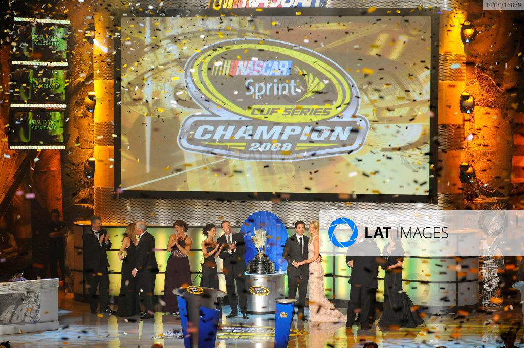 2008 NASCAR Champions Week Award Banquet
