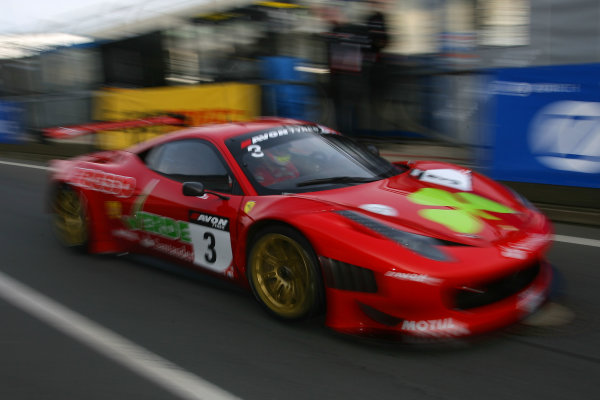 Nurburgring, Germany. 17 - 19th May 2012.