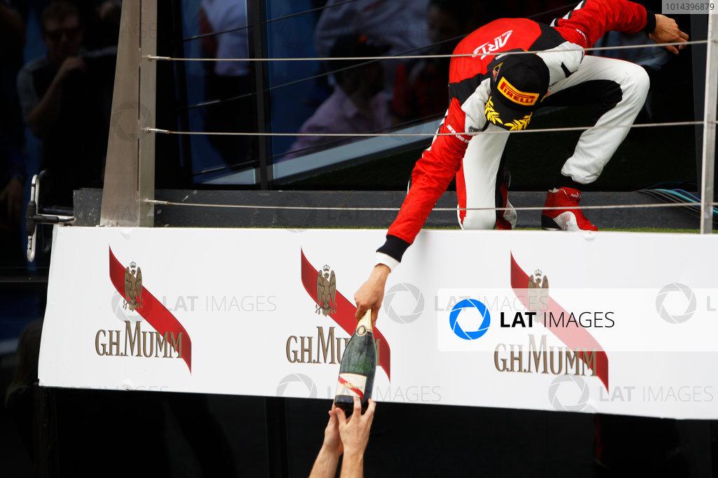 GP3 Round 3 - Silverstone, UK