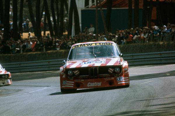 Le Mans, France. 11th - 12th June 1977 Jean Xhenceval/Pierre Dieudonne/Spartaco Dini (BMW 3 0 CSL), 8th position, action. World Copyright: LAT PhotographicRef: 77LM22.