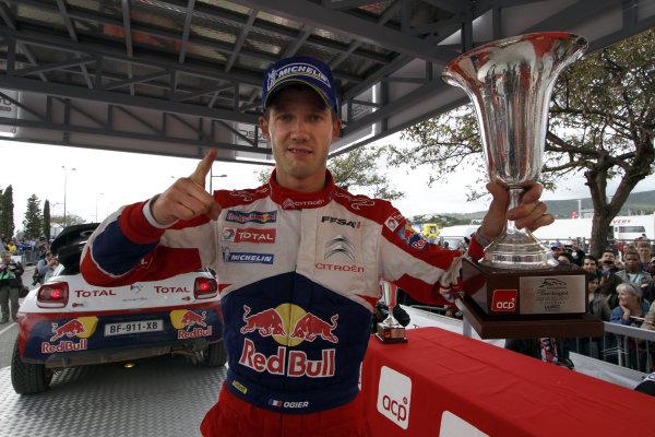 Round 03-Rally Portugal. 23th-27th March 2011.Sebastien Ogier, Citroen WRC, PortraitWorldwide Copyright: McKlein/LAT