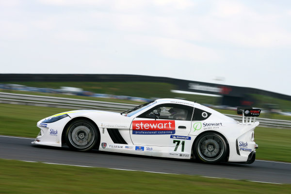 Snetterton, Norfolk. 5th - 7th August 2011.