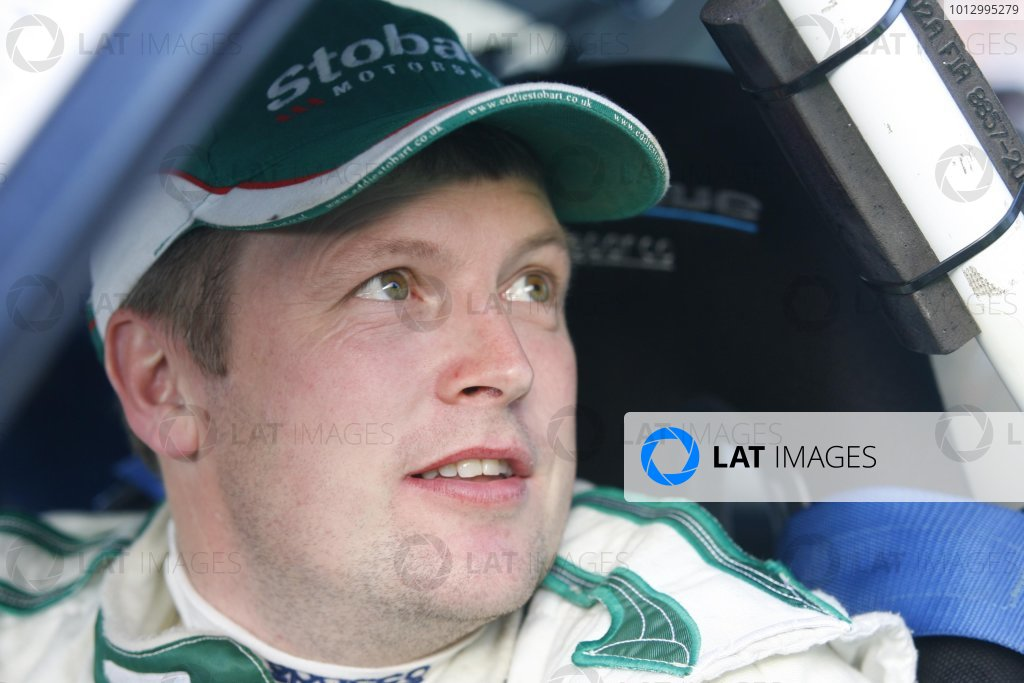 2006 British Rally Championship.