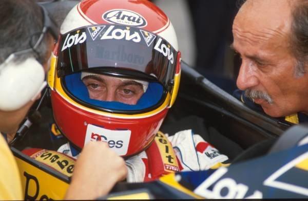 Adrian Campos (ESP)Formula One World Championship 1987