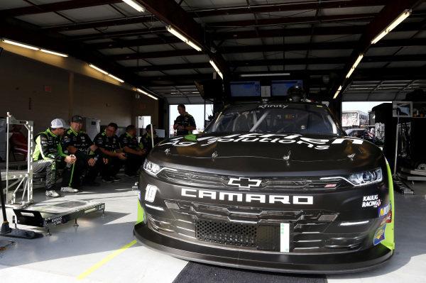 #10: Ross Chastain, Kaulig Racing, Chevrolet Camaro Nutrien Ag Solutions