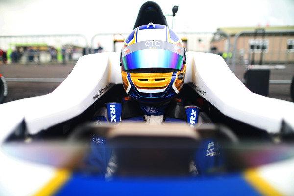 Luke Browning (GBR) Richardson Racing British F4