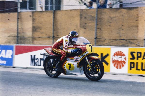 Barry Sheene, Suzuki.