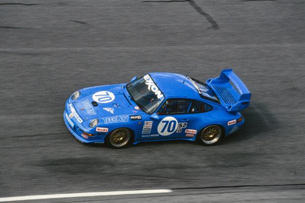 Dirk Ebeling / Karl-Heinz Wlazik / Markus Oestereich / Ulli Richter, Heico Motorsport, Porsche 993.