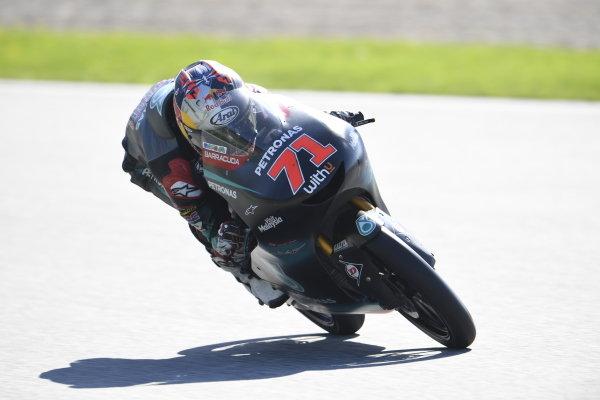 Ayumu Sasaki, SIC Racing Team