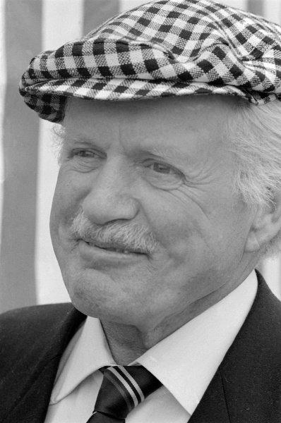 1974 Dutch Grand Prix.Zandvoort, Holland.21-23 June 1974.Emmanuel de Graffenried, portrait.Ref: 5593 # 21World Copyright - LAT Photographic