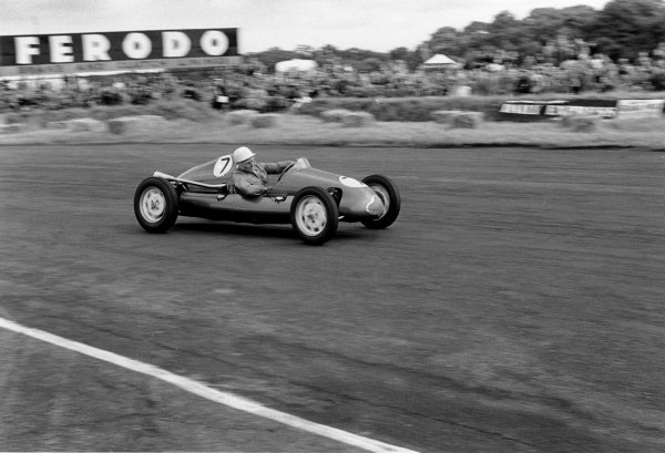 Silverstone, England. 18th July 1953.