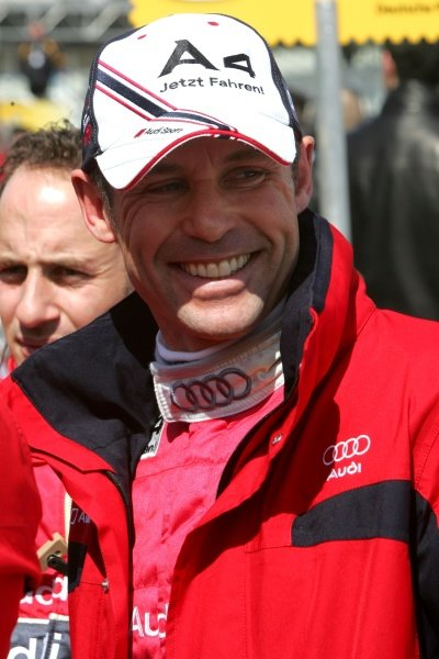 Tom Kristensen (DEN) Audi Sport Team Abt 