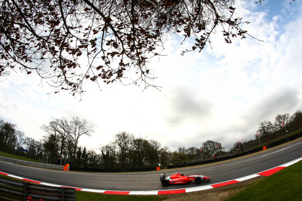2017 F4 British Championship, Brands Hatch, 1st-2nd April 2017 Yves Baltas (USA) TRS Arden British F4  World Copyright. JEP/LAT Images