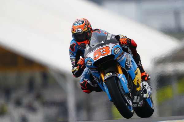2017 MotoGP Championship - Round 5 Le Mans, France Friday 19 May 2017 Tito Rabat, Estrella Galicia 0,0 Marc VDS World Copyright: Gold & Goose Photography/LAT Images ref: Digital Image 670425